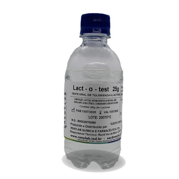 lact-o-test - limão
